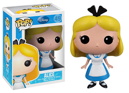 Ultimate Funko Pop Alice in Wonderland Figures Checklist and Gallery 7