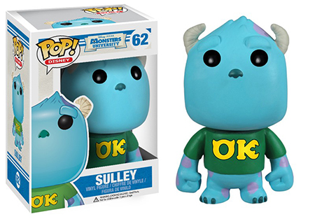 Ultimate Funko Pop Monsters Inc Figures Checklist and Gallery 29