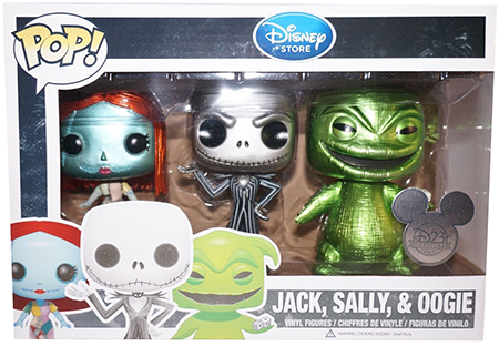 Ultimate Funko Pop Nightmare Before Christmas Figures Checklist and Gallery 66
