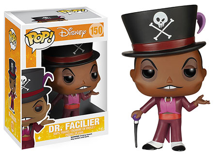 Funko Pop The Princess and the Frog Figures Checklist and Gallery 4