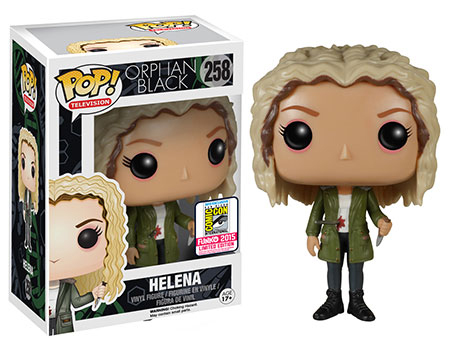 Funko Pop Orphan Black Vinyl Figures 35