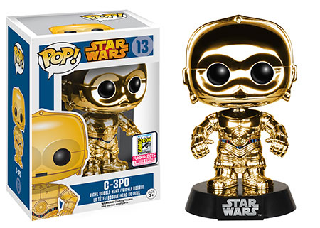 Ultimate Funko Pop Star Wars Figures Checklist and Gallery 21