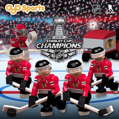 2015 Chicago Blackhawks Stanley Cup Champions Collectibles Guide 3