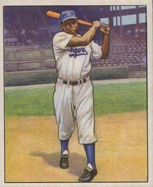 1950 Bowman Baseball Cards 1
