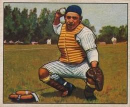 1950 Bowman Yogi Berra Front