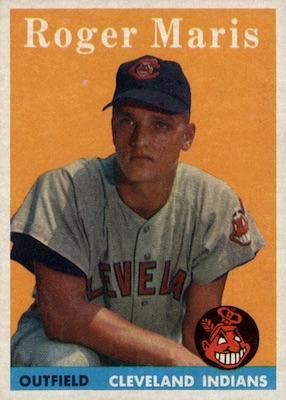 1958 Topps Baseball Cards 30