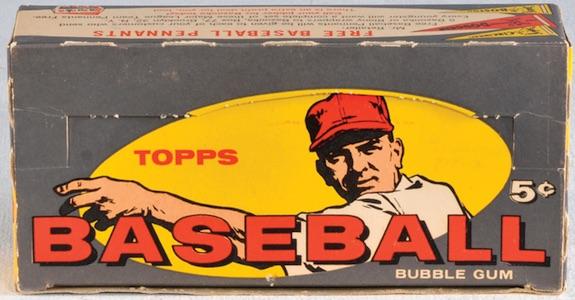 1959 Topps Baseball Cards 1