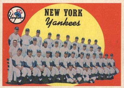 1959 Topps Baseball Cards 5