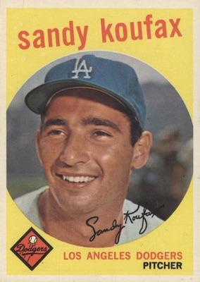 1959 Topps Baseball Cards 28