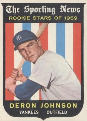 1959 Topps Baseball Cards 4