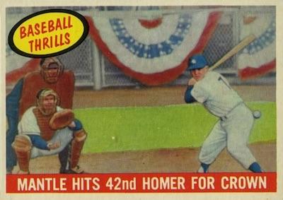 1959 Topps Baseball Cards 7