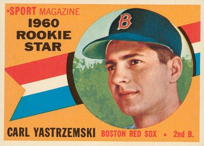 1960 Topps Baseball Cards 4