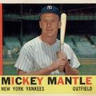 1960 Topps Baseball Cards