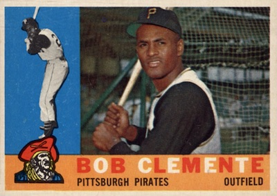 Top 10 Vintage Baseball Card Singles of 1960 5