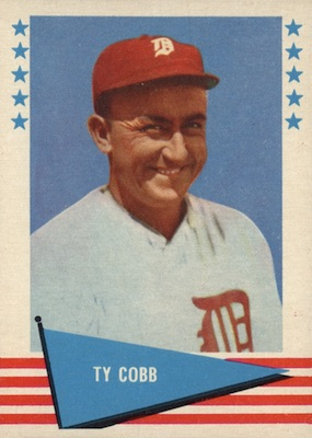 1961 Fleer Baseball Cards 34