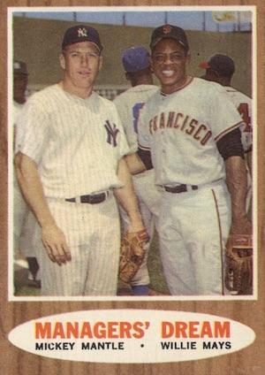 1962 Topps Baseball Cards 30