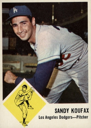 1963 Fleer Baseball Cards 30