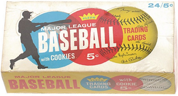 1963 Fleer Baseball Cards 4