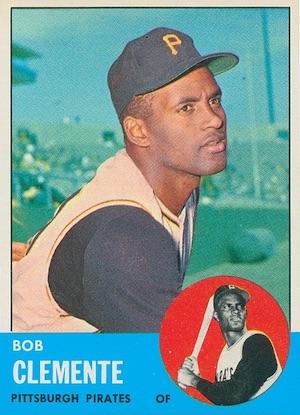 1963 Topps Baseball Cards 16