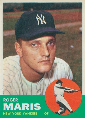 1963 Topps Baseball Cards 17