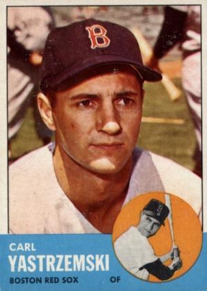 1963 Topps Baseball Cards 35