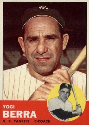 1963 Topps Baseball Cards 14