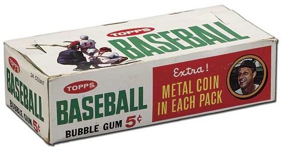 1964 Topps Baseball Cards 6