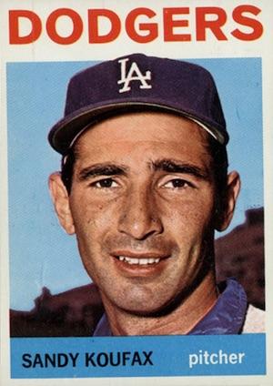 1964 Topps Baseball Cards 32