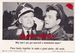 1965 Fleer Hogan's Heroes Trading Cards 22