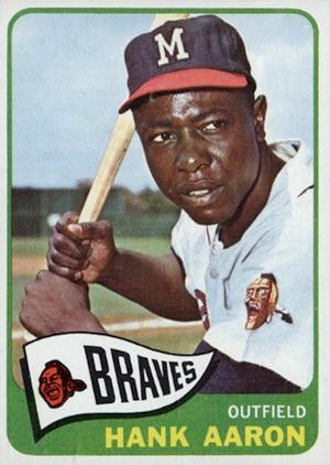 1965 Topps Baseball Cards 33