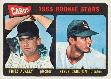 1965 Topps Baseball Cards 32