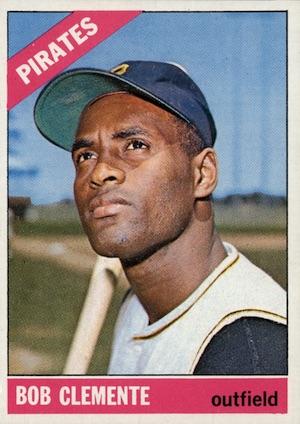 1966 Topps Baseball Cards 32