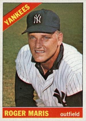1966 Topps Baseball Cards 40