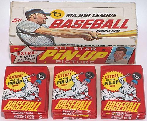 1967 Topps Baseball Cards 5