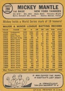 1968 Topps Baseball Cards 2