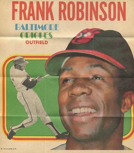 1970 Topps Baseball Cards 54