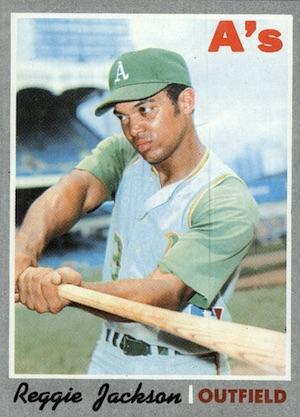 1970 Topps Baseball Cards 27