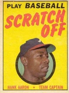 1970 Topps Baseball Cards 6