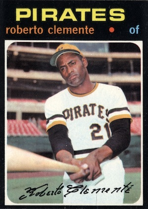 1971 Topps Baseball Cards 30