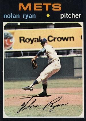 1971 Topps Baseball Cards 1