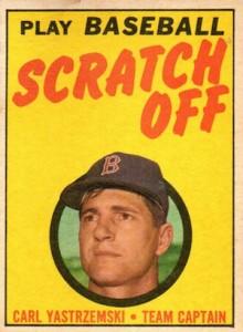 1971 Topps Baseball Cards 6