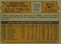 1972 Topps Baseball Cards 2