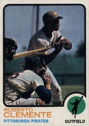 1973 Topps Baseball Cards 27