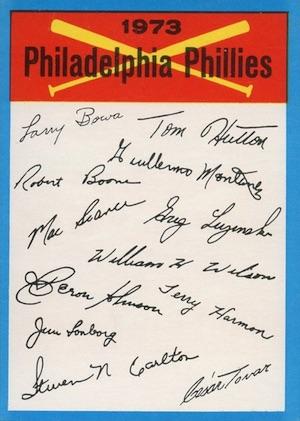 1973 Topps Baseball Cards 4