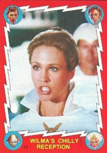 1979 Topps Buck Rogers Trading Cards 21