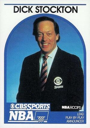 1989-90 NBA Hoops Basketball Cards 10