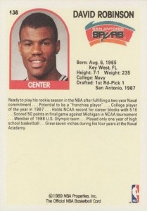 1989-90 NBA Hoops Basketball Cards 2