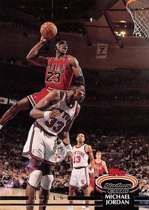 1992-93 Stadium Club Basketball Cards 3