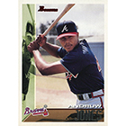 1995 Bowman Baseball Cards