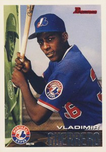 1995 Bowman Baseball Cards 1